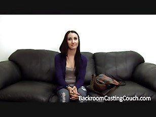 Casting couch ambush creampie