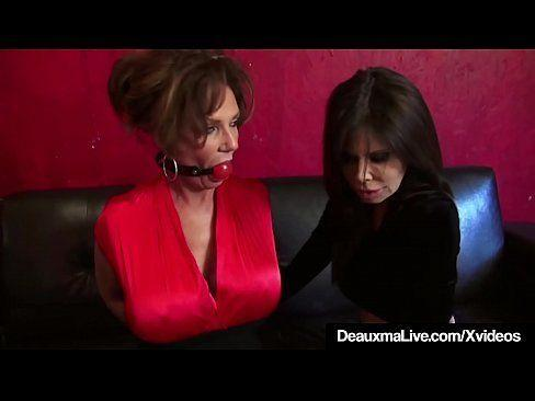 Deauxma tied up