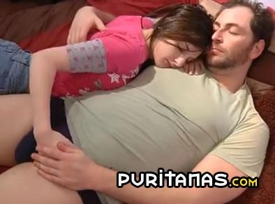 Hija y papa