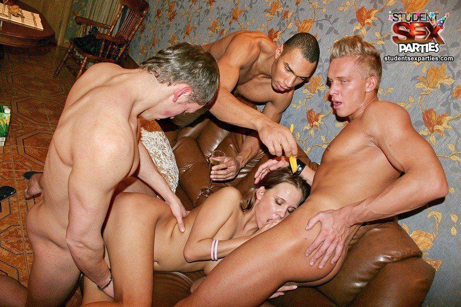 Amateur drunk group