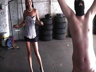 Nasty fisting video