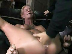 Orgasm mature squirting