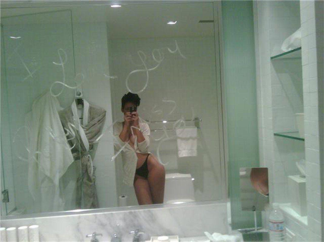 best of Nude Chris shower photo brown