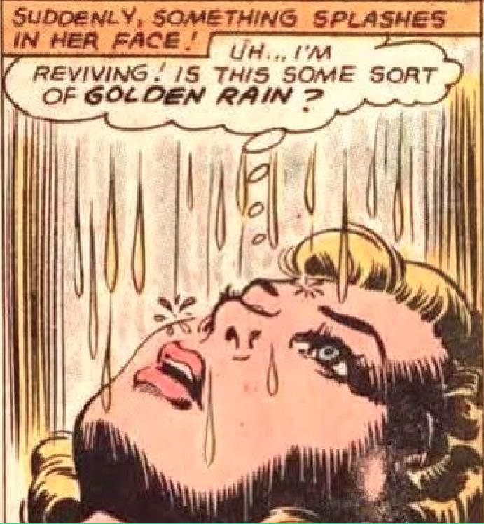 Canine reccomend Golden shower stories