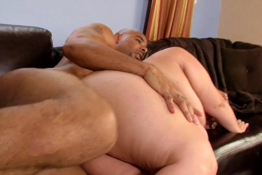 Fuck chubby anal Fatty Videos