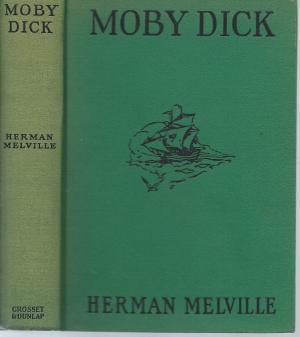 1926 moby dick hardback