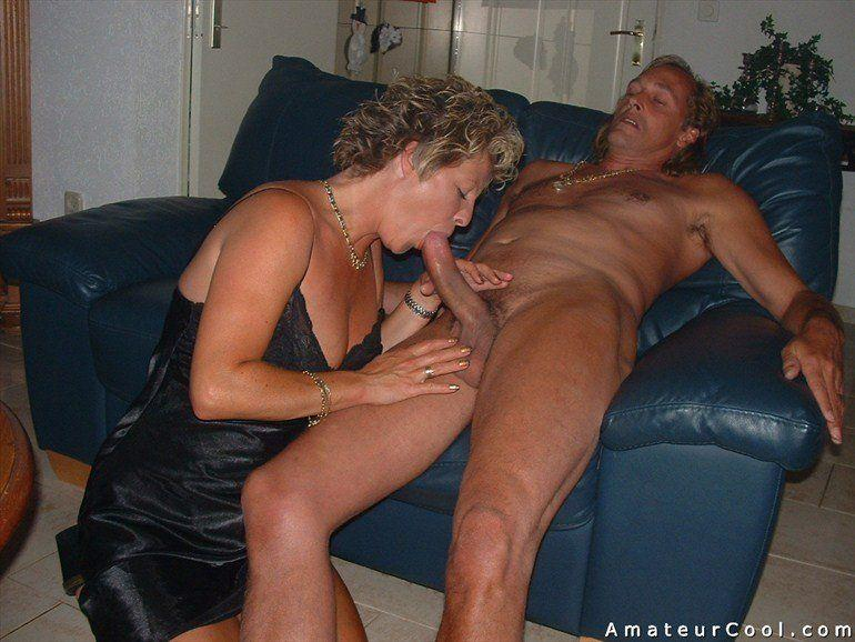 Mature fuck amature