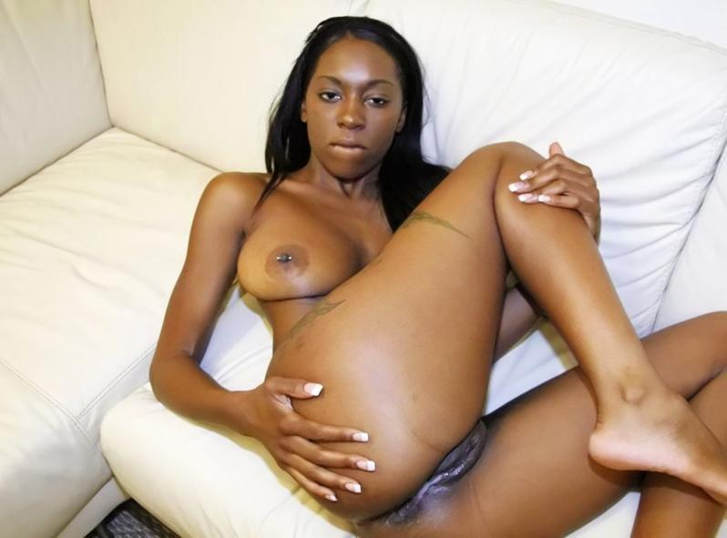 Hot black pussy with white guys