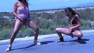 Philipino anal chicks