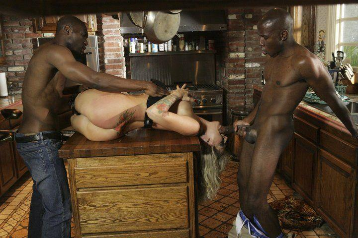 interracial janine mandingo movie