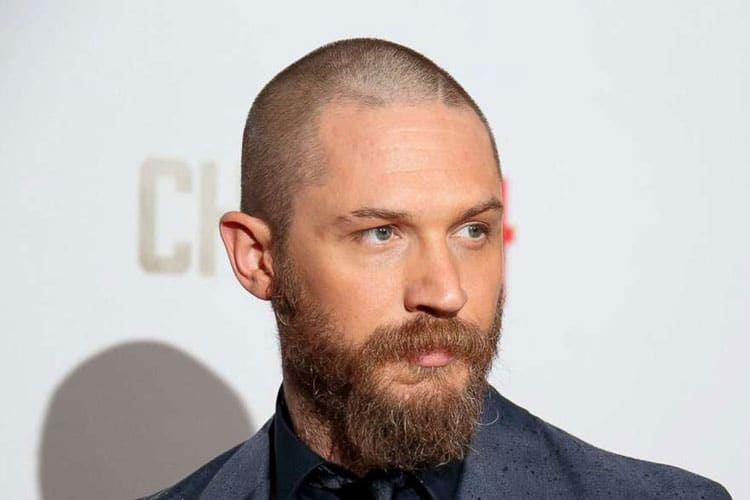 Shaved head images