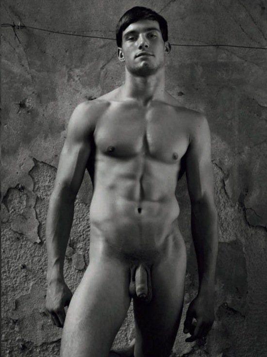 nude blog boy model