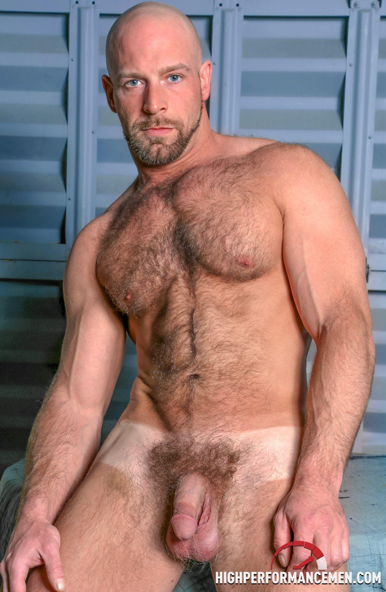 Pictures of older naked hairy men