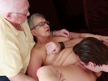 Adult elderly mature photo swinger