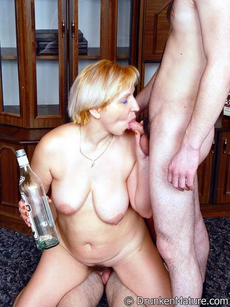 tube fuck Mature drunk