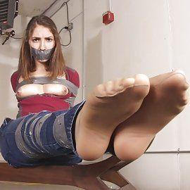 Clip hose pantie sample sex video