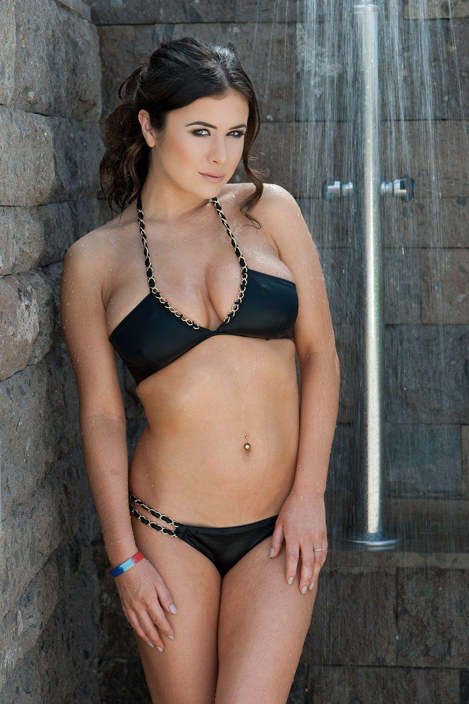 Keely bikini topless video malibu #3