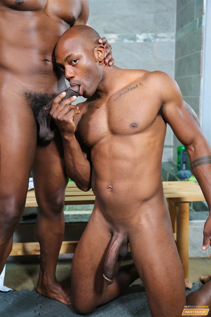 Gay massive black cock