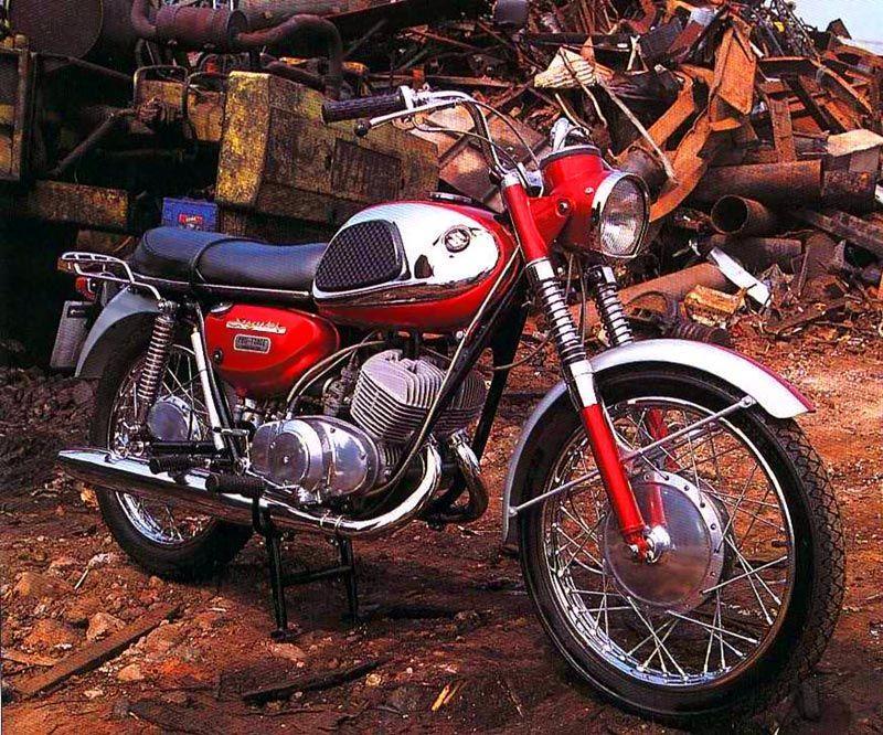 California reccomend 1966 suzuki x6 hustler