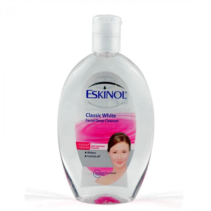 Ace reccomend Eskinol facial cleanser