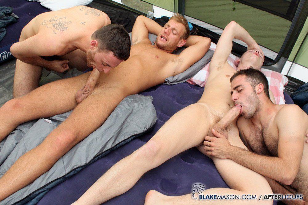 Orgy with big dicks