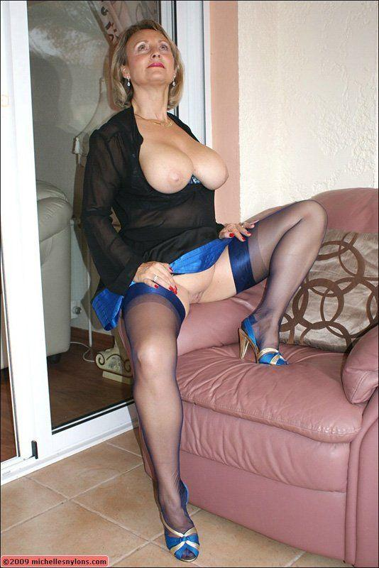 More than Legs pantyhose mature think, that