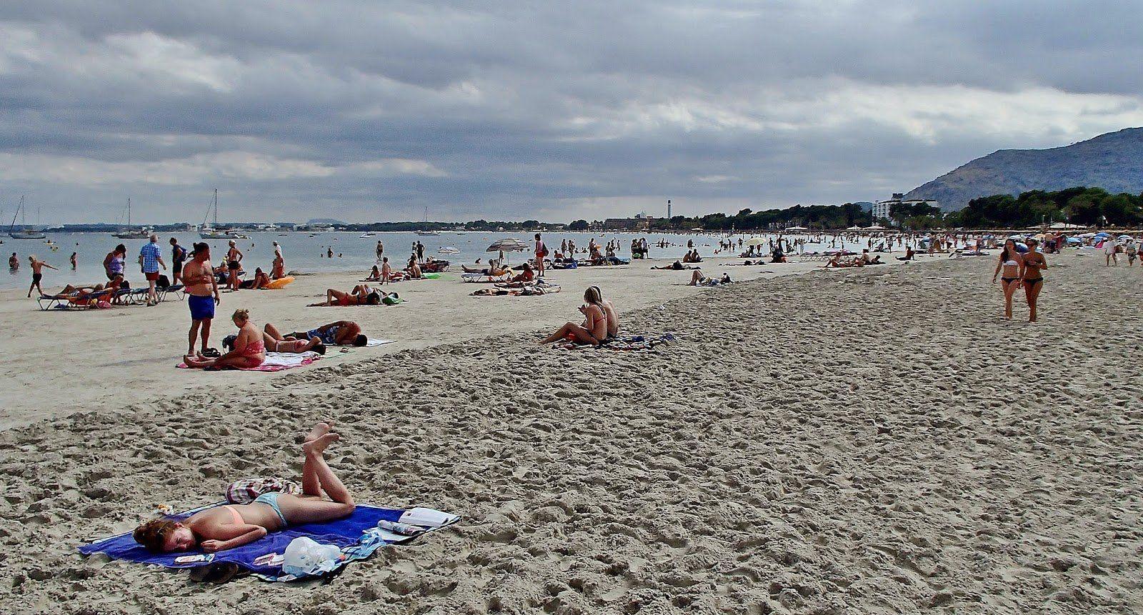 Underground best nudist beach