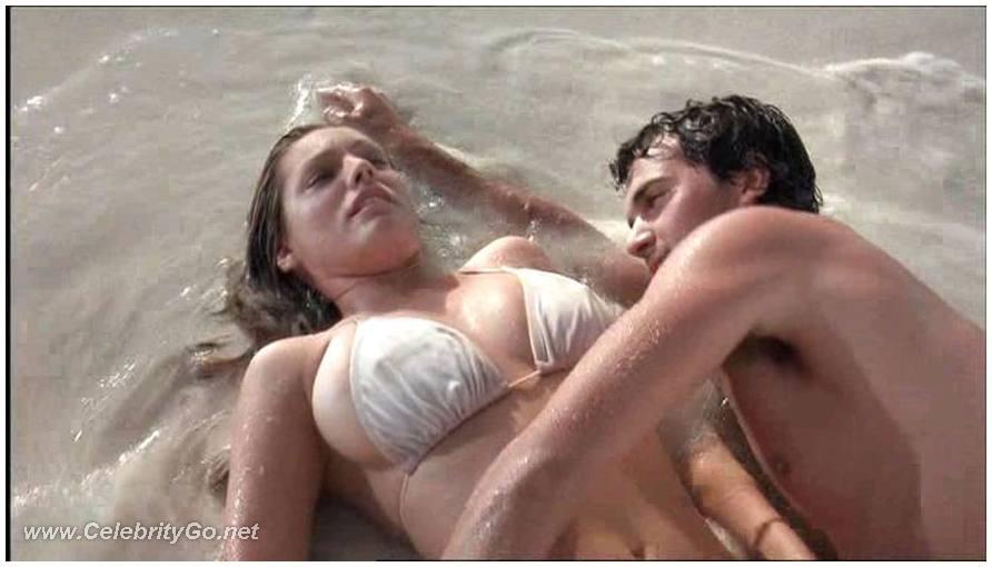 Brook topless kelly