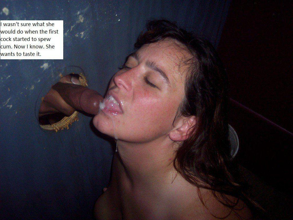 Reality porn glory holes