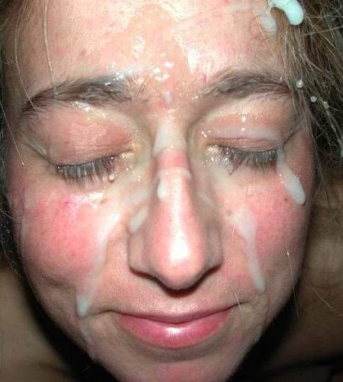 Free sex galleries links messy facials