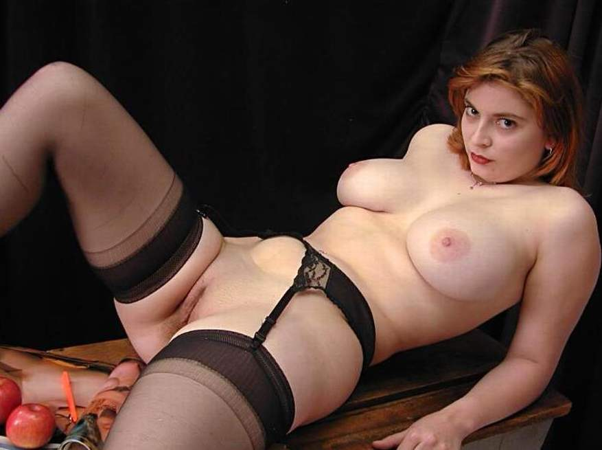 Excellent Thick girl naked stocking there something?