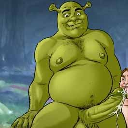 Accept. The Shrek big boobs can