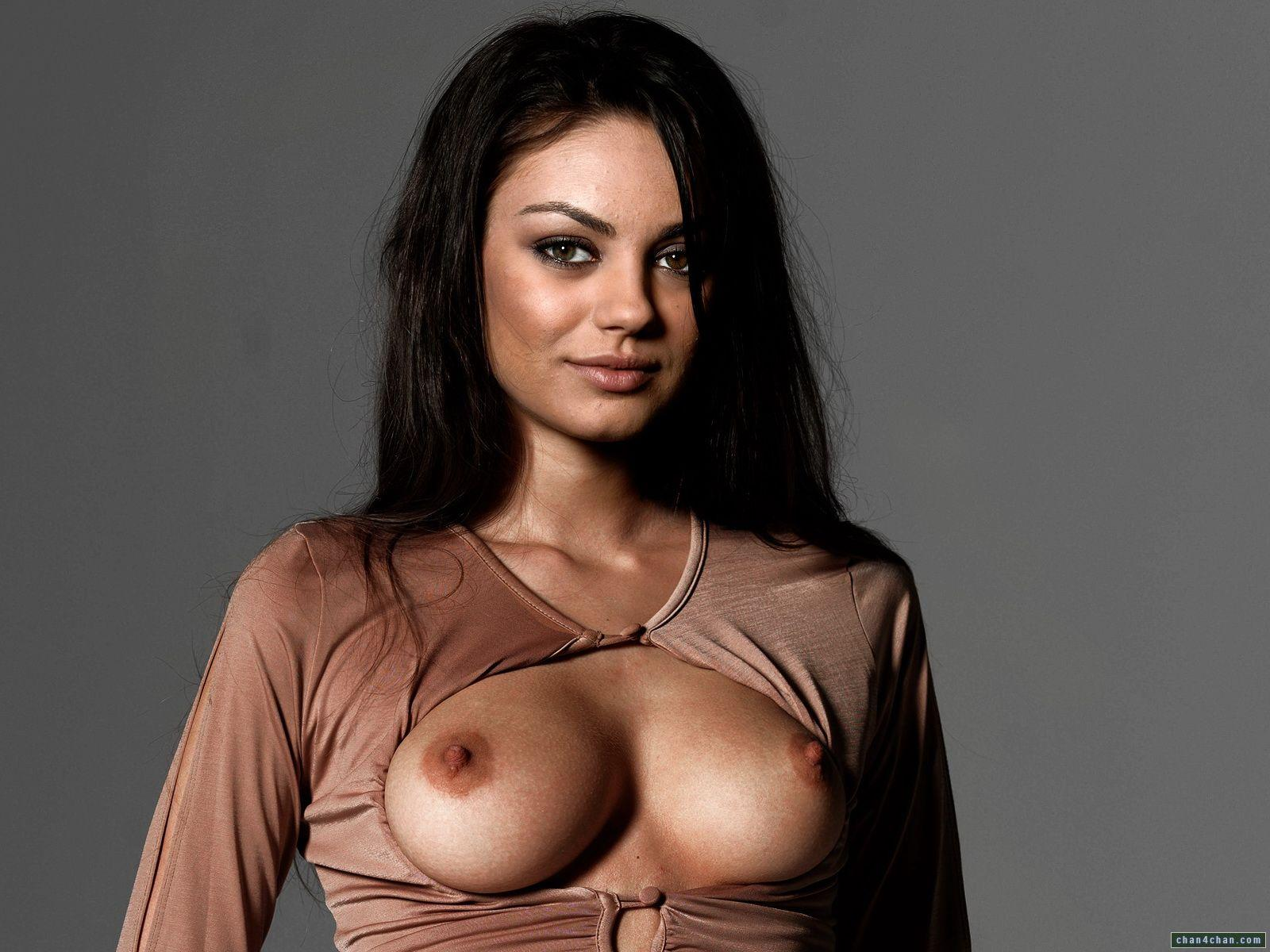 Agree, Mila kunis naked fucked