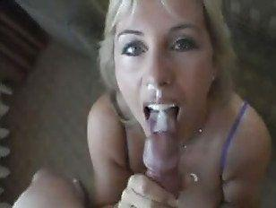 galleries Swallowing cum