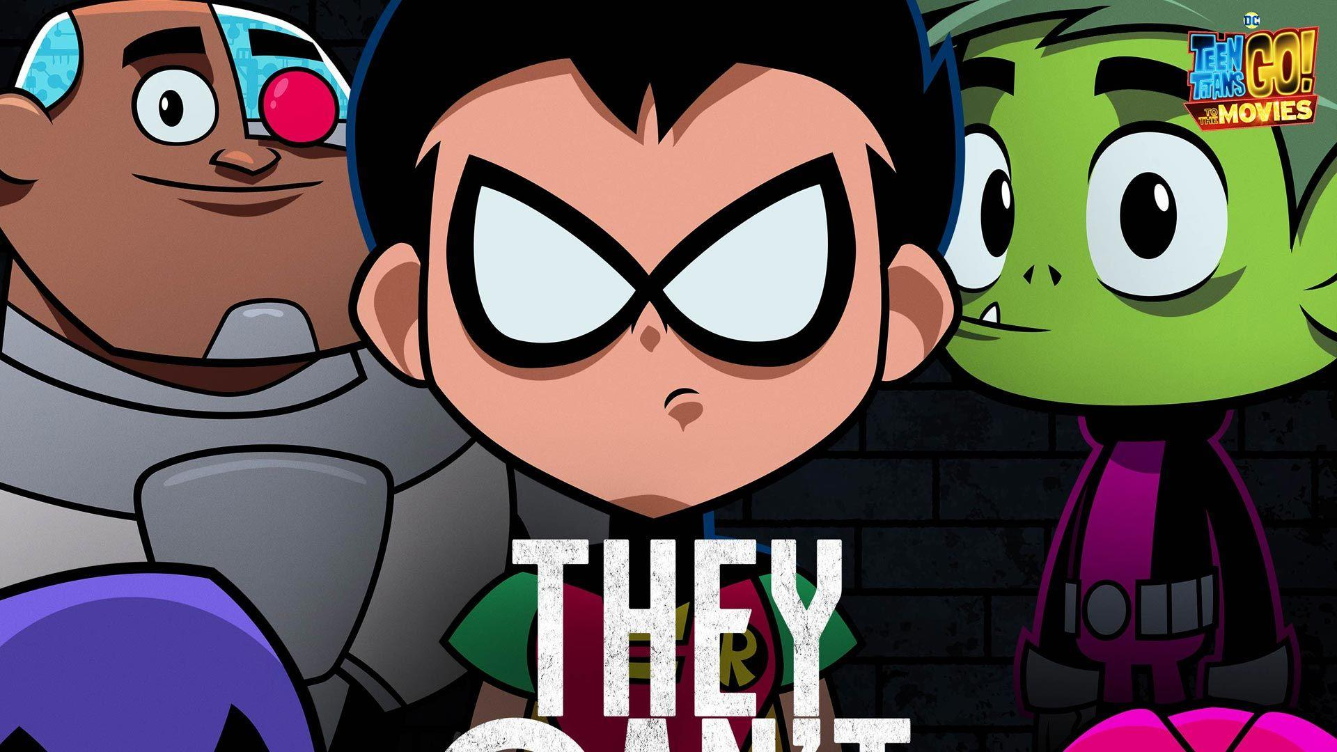 Shadow reccomend Teen Titans Parody