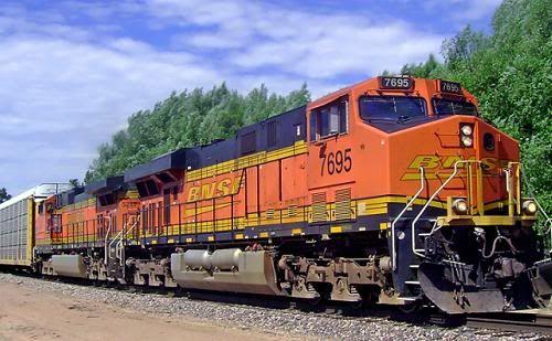 Fuck the bnsf