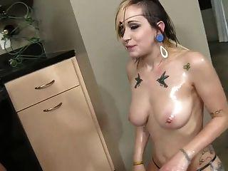 Punk fucking Hot girl