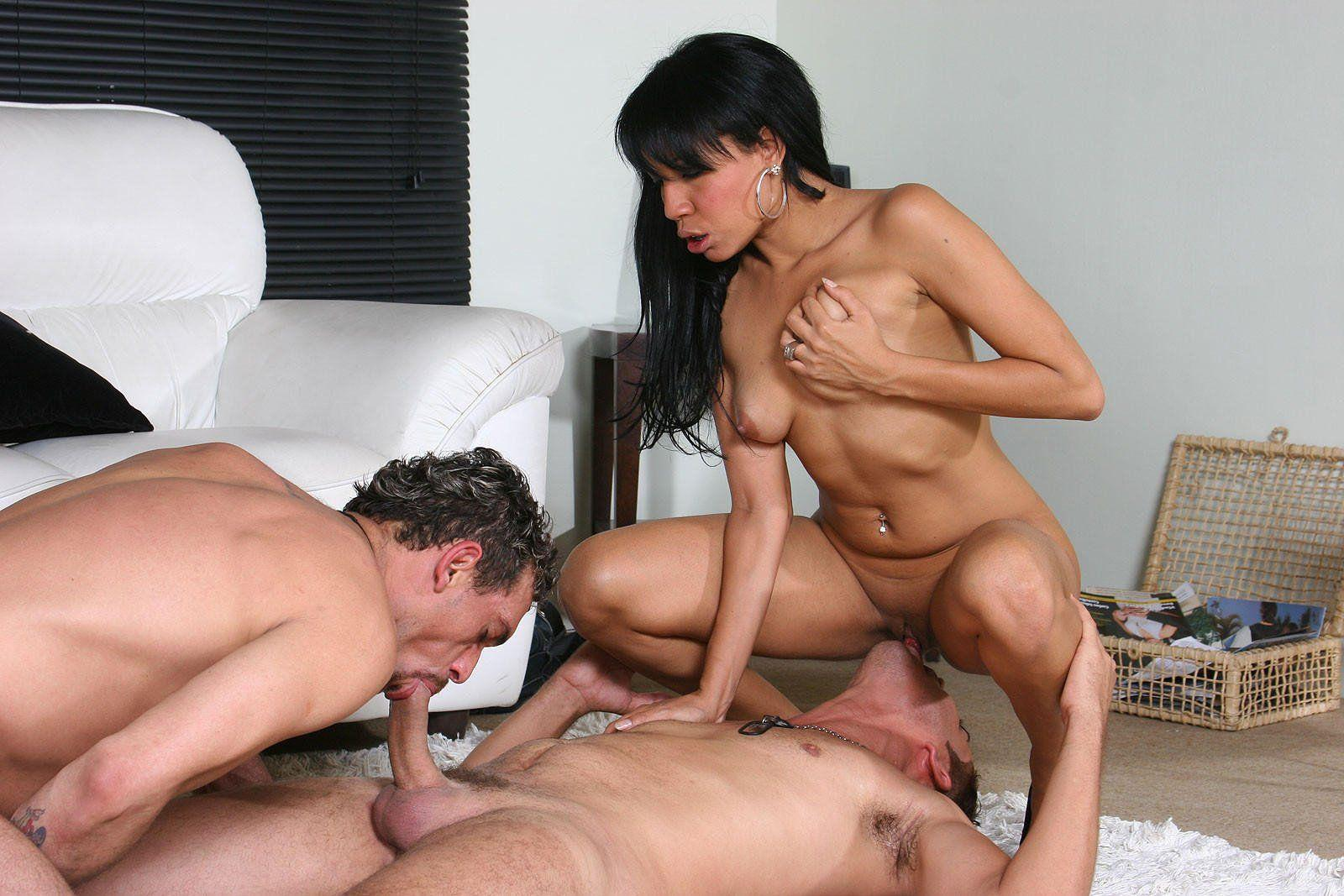 Affair bisexual looking sexual woman