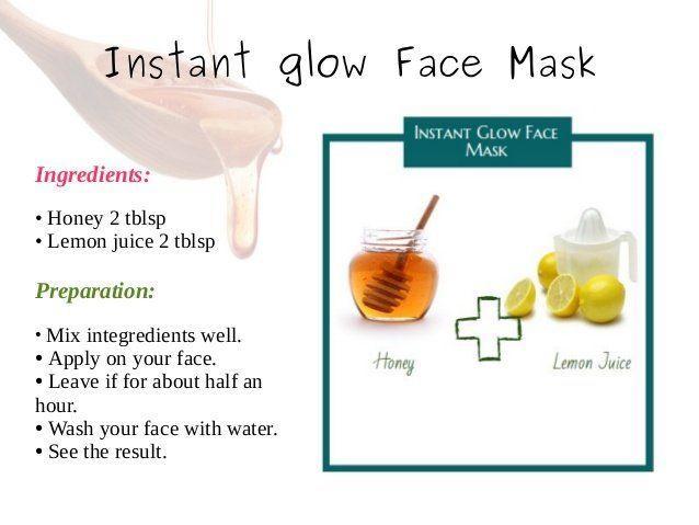 best of Mask facial Lemon juice