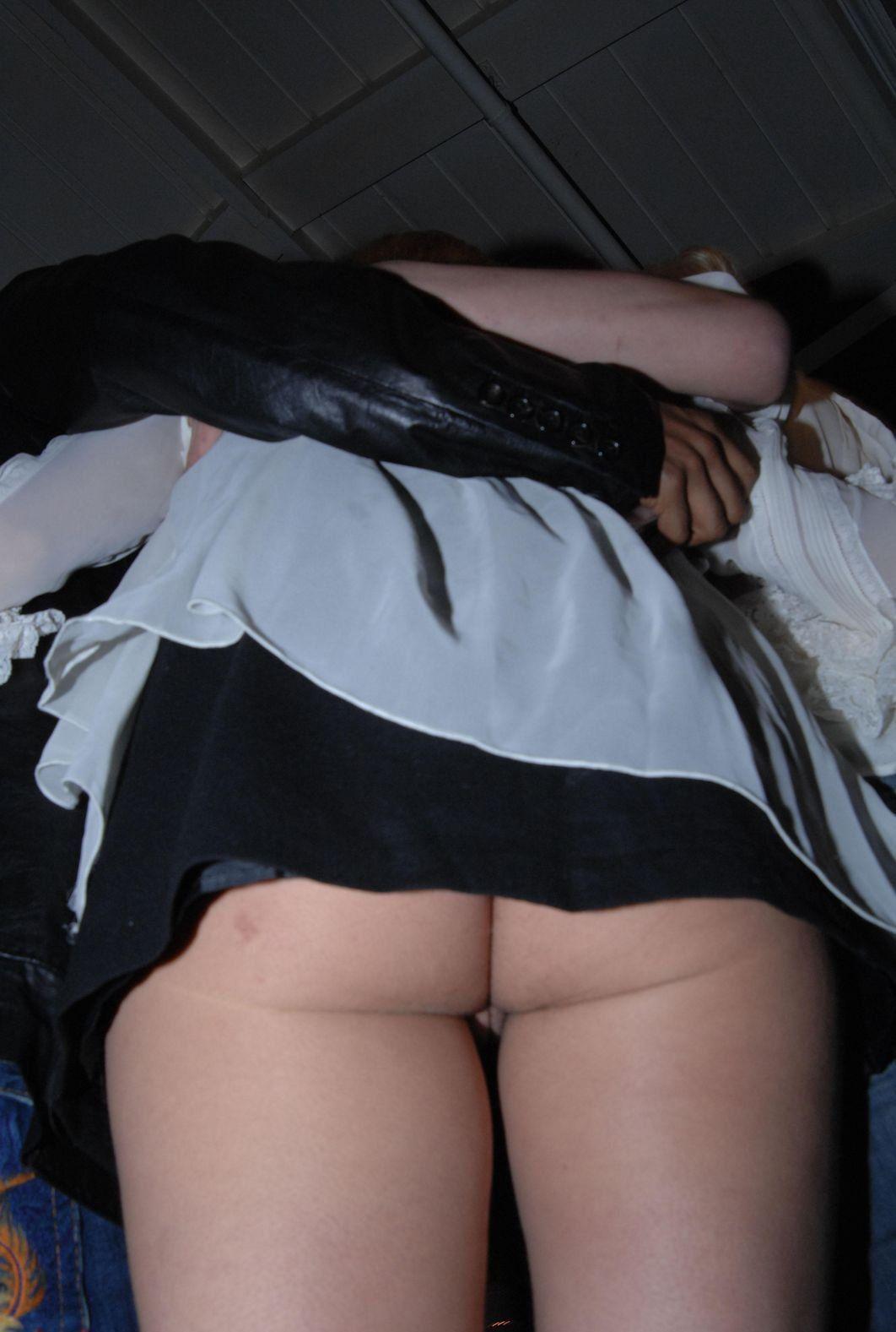 Britneys nude butt