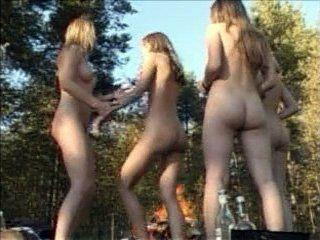 Young nudist camp pictures