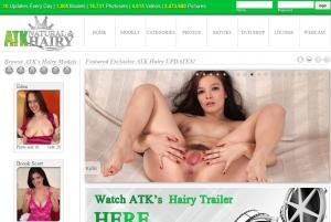 Atk mature and hairy opaz