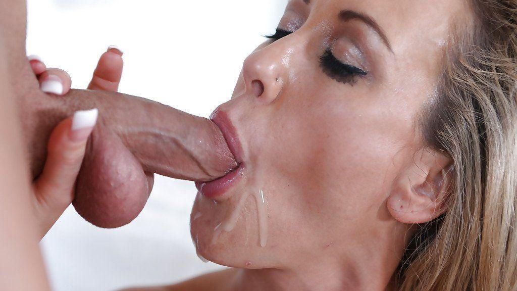 Mature women love cum are