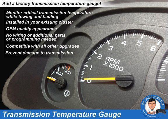 Husky reccomend Chevy suburban tranny gauge