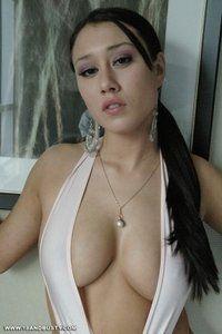 Banana B. reccomend Busty nude 34d tits