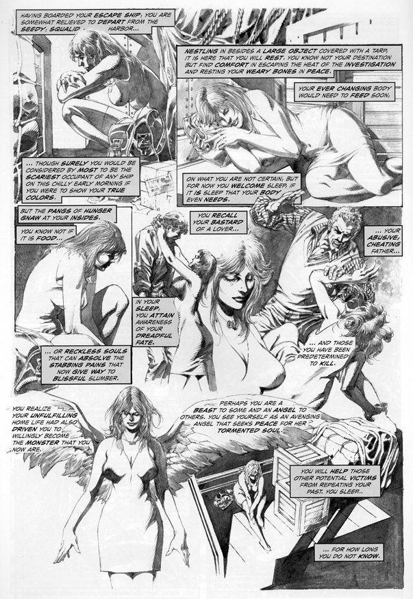 Erotic illlustrated stories