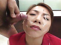 Flamingo reccomend Facial cum bukkaki video free xxx
