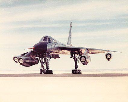 B58 hustler bomber