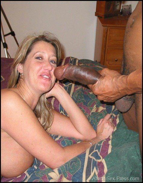 Real wife gift big cock