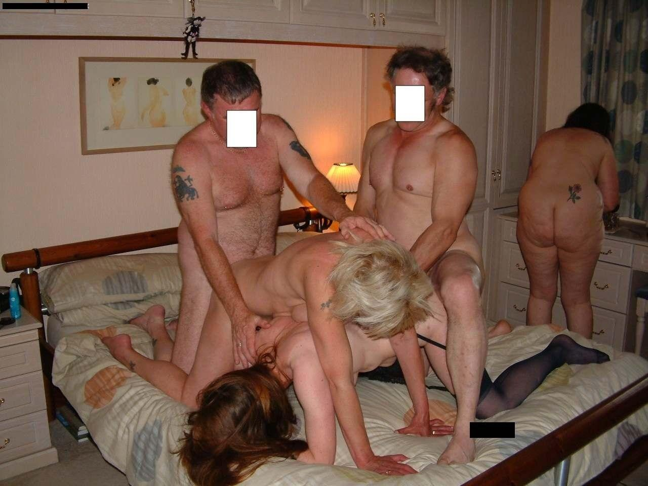 Masturbation in a female prison